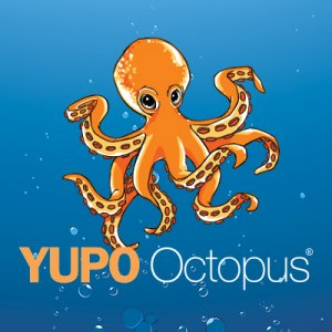 YUPO Octopus for Water Base Ink Jet